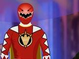 Power Rangers Click Dress Up