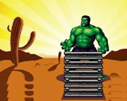 Test Hulk Power