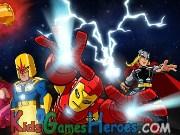 Super Hero Squad - Stones Of