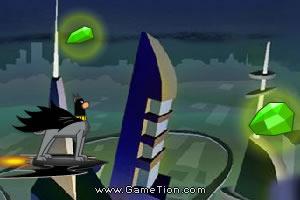 Batman Dog Game