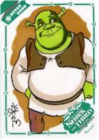Shrek Sketches
