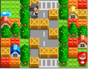 Crazy Bomberman