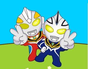 Ultraman Twins Adventure