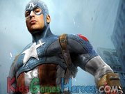 Captain America-The First Avenger