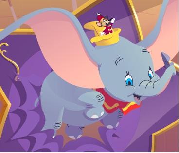 Dumbo - Big Top Blaze
