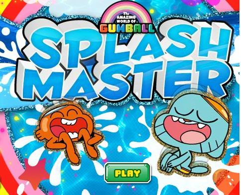 Gumball Splash Master