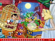 Hidden Numbers-Pinocchio