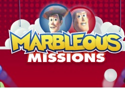 Toy Story 3 Marbleous Missions