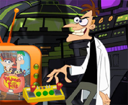 Phineas and Ferb Puzzle Game