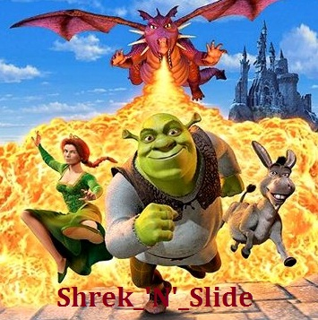 Shrek 'N' Slide
