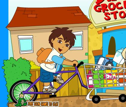 Diego Grocery Store