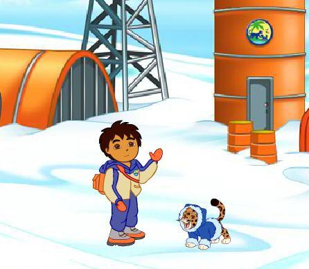 Diego Arctic Rescue
