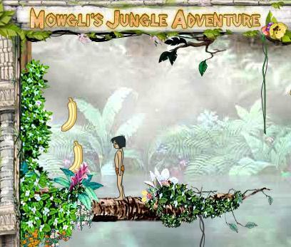 Mowgli Jungle Adventure
