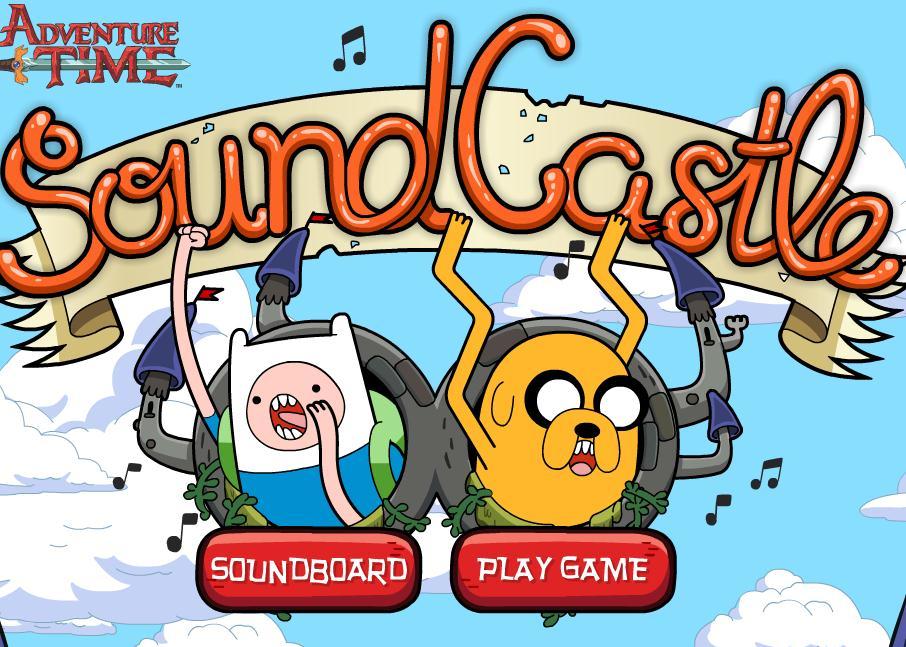 Adventure Time Sound Castle