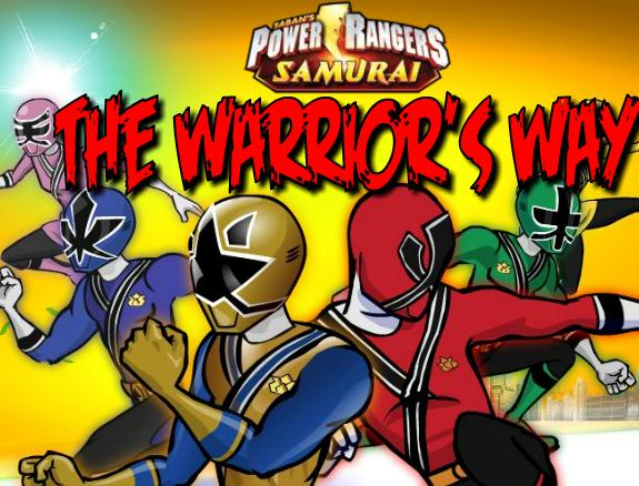Power Rangers The Warriors Way