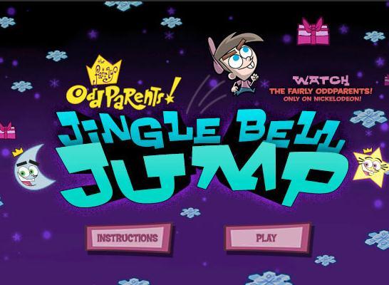 Fairly Odd Parents Jingle Bell Jump