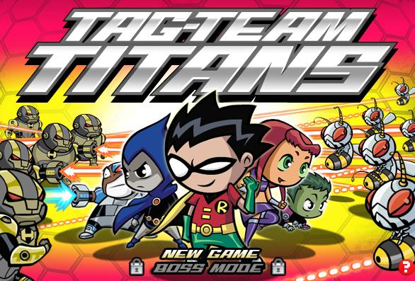 Teen Titans Tag Team