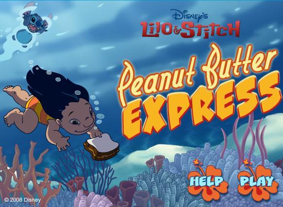 Peanut Butter Express