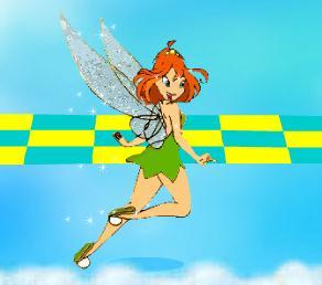 Winx Flying Away