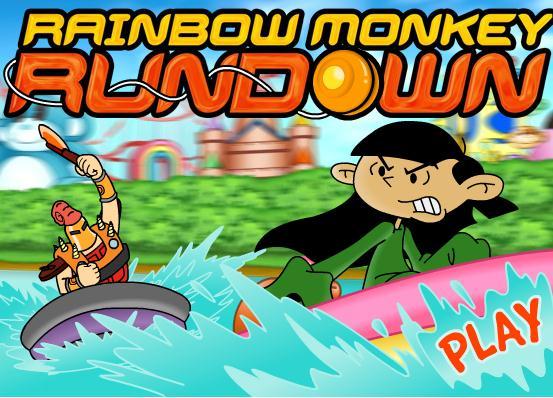 KND Rainbow Monkey Rundown