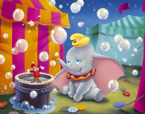 Sort My Tiles Dumbo Circus