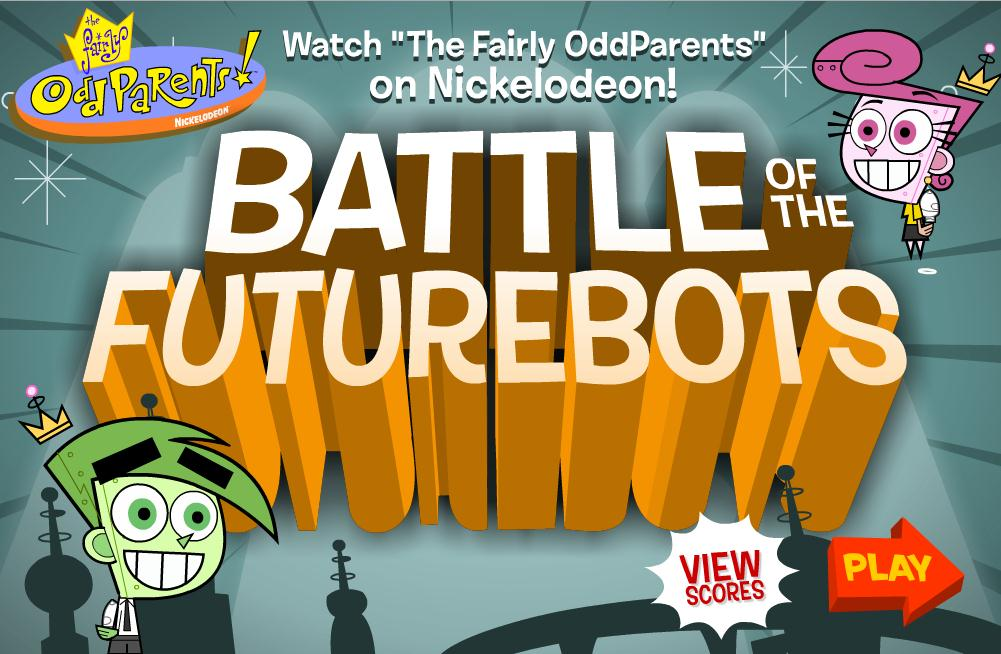Battle Of The Future Bots
