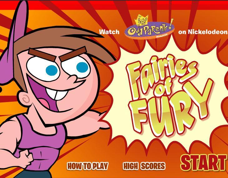 Fairies of Fury