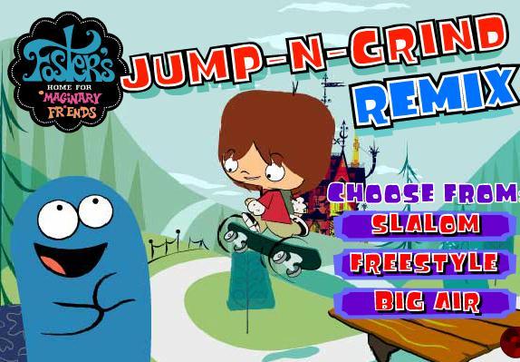 Jump N Grind Remix