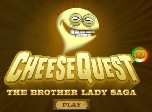 Cheese Quest 3D