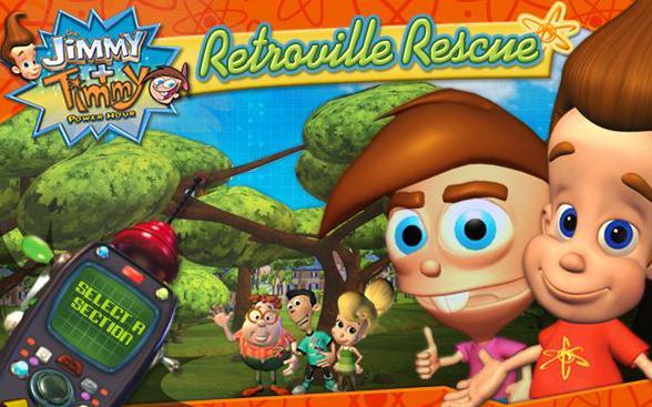 Retroville Rescue