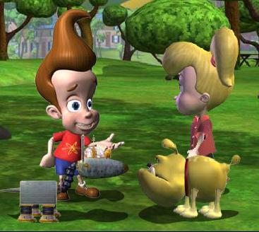 Jimmy Neutron New Dog Old Tricks