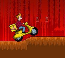 Futurama Frys Delivery
