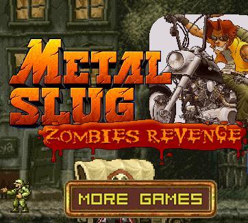 Metal Slug Zombie Revenge