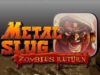 Metal Slug Zombies Return