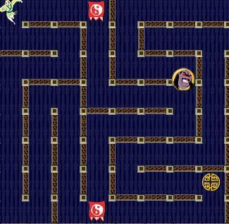 Mulan Maze