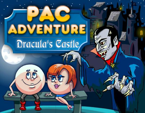 Pacman Adventure