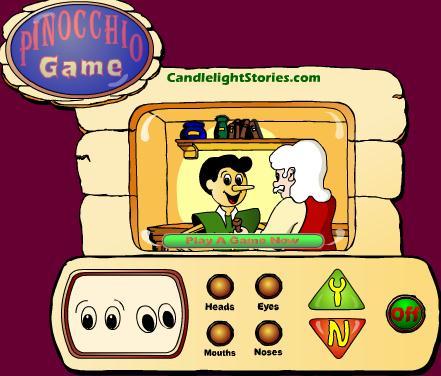 Build Pinocchio