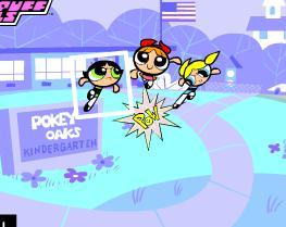Powerpuff Girls Cartoon SnapShot