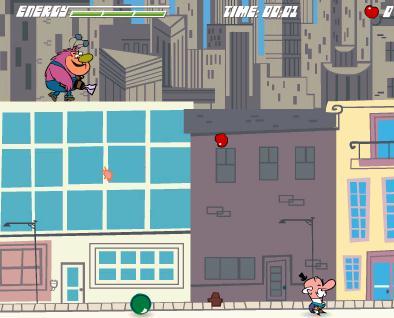Powerpuff Girls Meat the Mayor