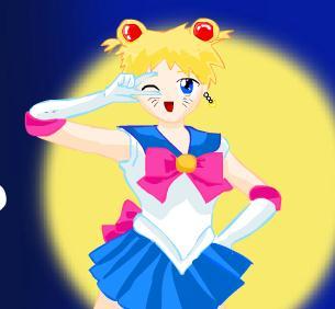 Sailor Naruto Dress Up