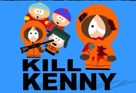 South Park Kill Kenny