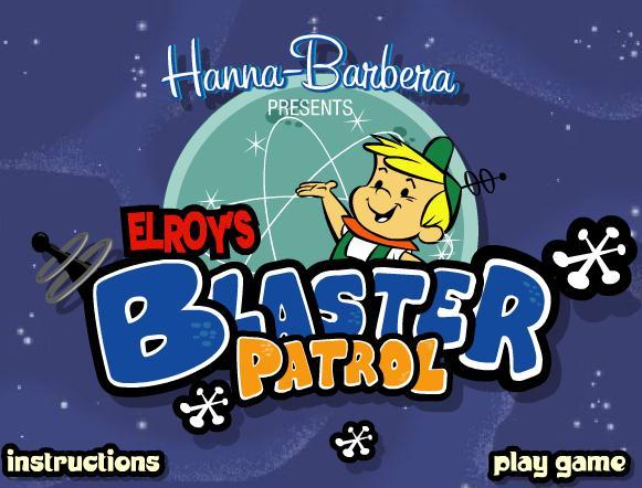 Elroys Blaster Patrol