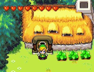 Zelda Seeds Of Darkness