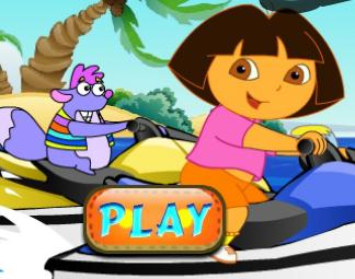 Dora Jet Ski