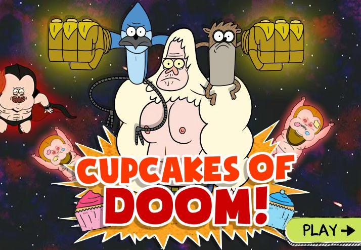 Cupcakes Of Doom