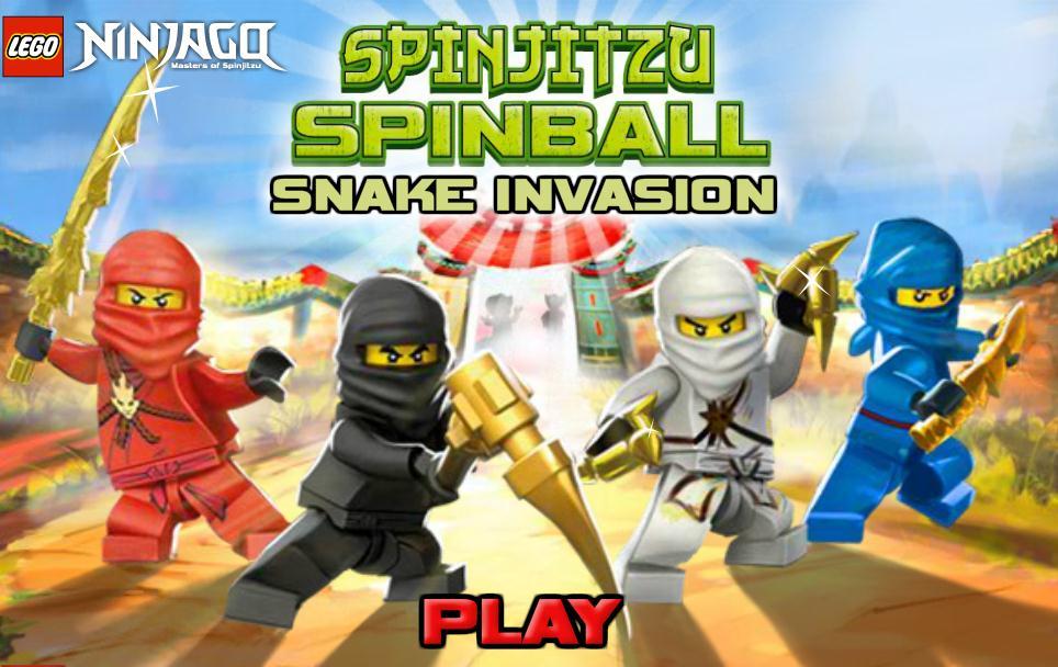 Ninjago Spinjitzu Spinball
