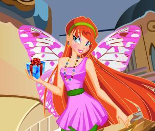 Magical Adventure Winx Dress up