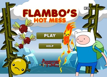 Adventure Time - Flambos Hot Mess