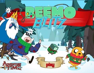 Adventure Time: Beemo Blitz