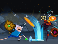 Adventure Time Finn and Bones
